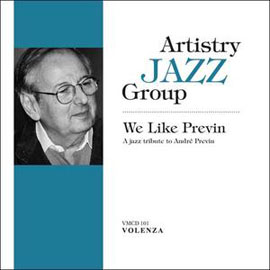 Artistry Jazz Group - We like Previn